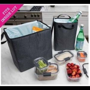 Thirty One - Double Chill Thermal Set - Charcoal